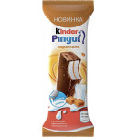 Бисквит KINDER Pingui карамель, 32г