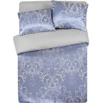 Комплект постельного белья LINEN WAY Жаккард сатин евро 2-спальный