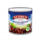 Фасоль красная GLOBUS натуральная, 400г