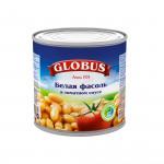 Фасоль GLOBUS в томате, 440г