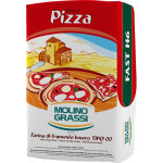 Мука MOLINO GRASSI пшеничная для пиццы и фокаччи, 1кг