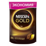 Кофе растворимый NESCAFE Gold, 250 г