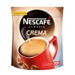 Кофе NESCAFE Classic Crema растворимый, 70г