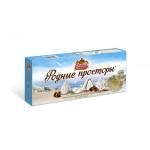 Конфеты РОССИЯ - ЩЕДРАЯ ДУША! Родные просторы со вкусом кокоса, 120г