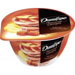 Десерт ДАНИССИМО банан-карамель творожный, 140 г