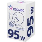 Лампа накаливания КОСМОС 95W E27 цоколь