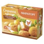 Стрипсы куриные МИРАТОРГ, 340г