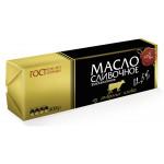 Масло сливочное КАРЛОВ ДВОР Традиционное из отборных сливок ГОСТ 82,5%, 400 г