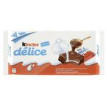 Пирожное KINDER Delice с молоком бисквитное, 168г