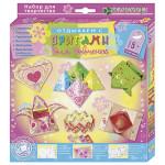 Набор для творчества КЛЕВЕР Отдыхаем с оригами для девчонок