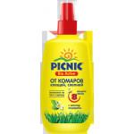 Спрей от комаров, клещей, слепней Picnic Bio Active, 120 мл