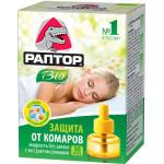 Жидкость РАПТОР ЛИКВИД BIO Защита от Комаров