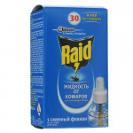 Жидкость для фумигатора RAID, 30 ночей