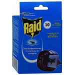 Фумигатор RAID +10 пластин