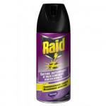 Аэрозоль от летающих и ползающих насекомых RAID Max весенний луг, 300мл