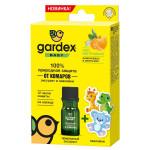 100% Природная защита от комаров: экстракт и наклейки Gardex Baby, 4 мл