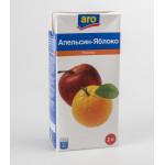 Нектар ARO апельсин-яблоко, 2л