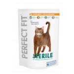 Корм PERFECT FIT для стерилизованных кошек, 190г