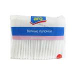 Ватные палочки ARO косметические, 160шт