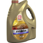 Моторное масло полусинтетическое ЛУКОЙЛ Люкс 10W-40 SL/CF, 5л