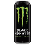 Энергетический напиток BLACK MONSTER, 0,5л