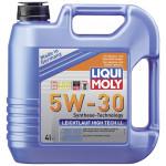 Моторное масло синтетическое LIQUI MOLY Leichtlauf High Tech LL 5W-30, 4л