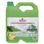Стеклоомывающая жидкость NIGRIN Груша, 4л