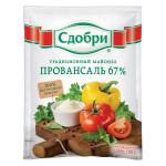 Майонез СДОБРИ провансаль 67%, 140 г