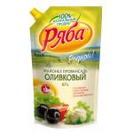 Майонез РЯБА оливковый 67%, 744 г