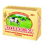 Маргарин ХОЗЯЮШКА Сливочный Нижегородский, 200 г