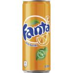 Газированный напиток FANTA в упаковке, 24х0,33л