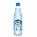Вода ШИШКИН ЛЕС питьевая газированная, 0,4 л