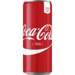 Газированный напиток COCA-COLA в упаковке, 24х0,33л
