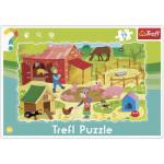 Пазл для малышей в рамке TREFL