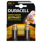 Батарейки DURACELL AA Basic, 2шт