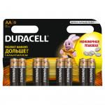 Батарейки DURACELL AA Basic, 8шт
