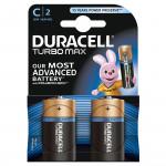 Батарейки DURACELL C Turbo, 2шт