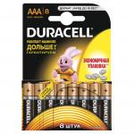Батарейки DURACELL AAA Basic, 8шт