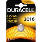 Батарейки DURACELL DL2016, 1шт