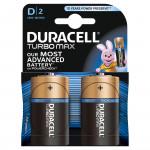 Батарейки DURACELL D Turbo 2 шт