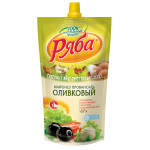 Майонез РЯБА Провансаль оливковый 67%, 372 г