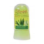 Дезодорант-кристалл RASYAN с алоэ вера и зеленым чаем, 80г