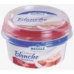 Сыр MEGGLE Creme Blanche с луком и томатами мягкий, 150 г