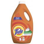 Стиральный порошок TIDE Альпийская свежесть жидкий для белого и цветного, 2,4л