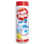 Чистящий порошок ПЕМОЛЮКС Лимон, 400г
