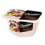Десерт творожный ДАНИССИМО с хрустящими шариками, 130г