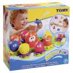 Игрушка для ванной TOMY Друзья-осьминоги