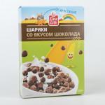 Шарики FINE LIFE со вкусом шоколада, 250г
