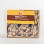 Печенье FINE LIFE глазированное кондитерской глазурью, 320г