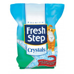Наполнитель для кошачьего туалета FRESH STEP Crystals, 1810 г